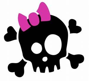 Cute Skull by ashzstock on DeviantArt