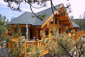 Maison ossature bois rondins mitula immobilier for Exceptional prix maison en rondin 16 maison plain pied en ossture bois ecologique
