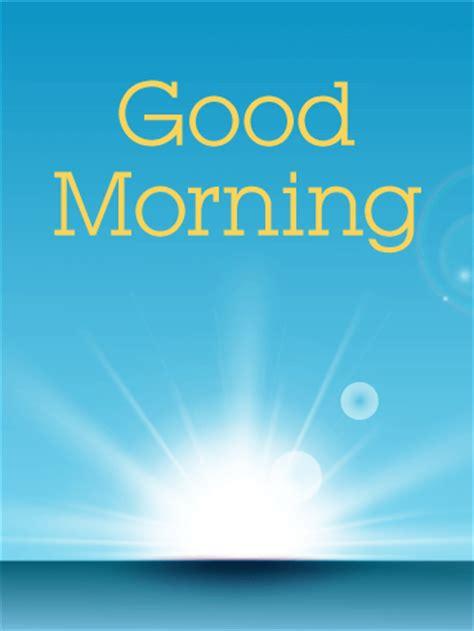 good morning sunshine card birthday greeting cards