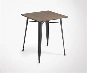 Table Metal Exterieur : table exterieur metal of table exterieur metal ~ Teatrodelosmanantiales.com Idées de Décoration