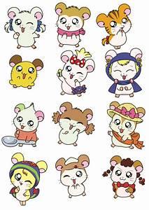 Hamtaro Characters Panda | www.pixshark.com - Images ...