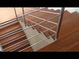 Dřevěné schody venkovní
