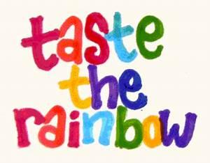 The gallery for --> Skittles Taste The Rainbow Girl