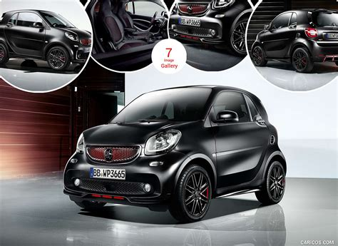 2019 Smart Fortwos by 2019 Smart Fortwo Edition Pureblack Caricos