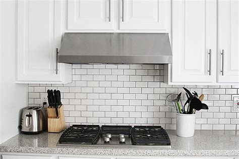 subway tile kitchen backsplash   withheart