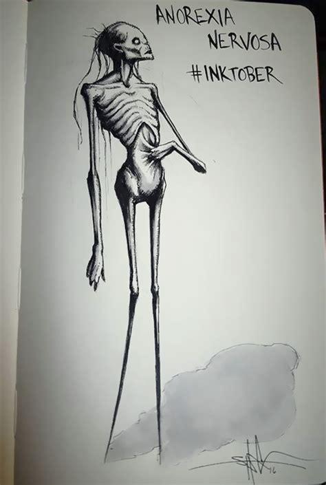 dibujos  representan lo  sienten quienes sufren
