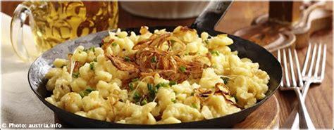 cuisine allemande recettes spätzle au fromage recette bavaroise des käsespätzle