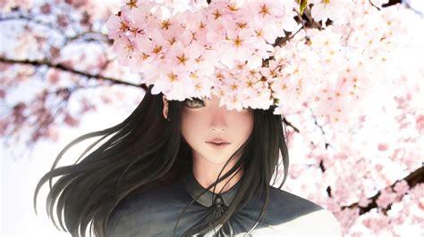 Beautiful Anime Girl Wallpapers Wallpapers Hd