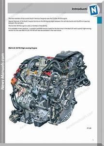 Rs4v8 Audi 42 Liter V8 Fsi Engine Study Guide
