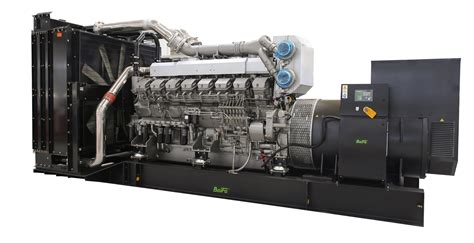 Mitsubishi Diesel Generator by Diesel Generator Cooperated With Mitsubishi Engines