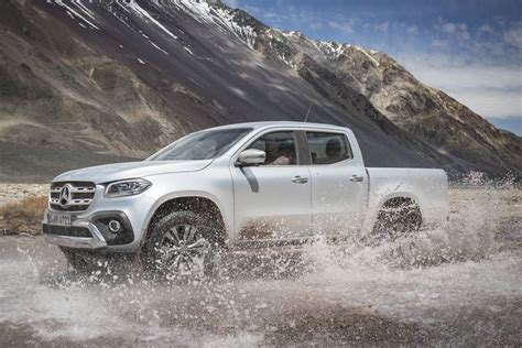 Mercedes-benz X-class Prices Announced, On Sale From