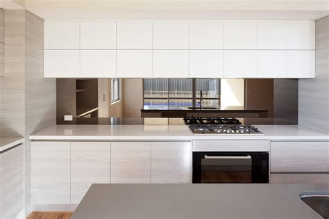 kitchen splashback tiles perth mirrorkote smoked mirror splashback perth wa glasskote 6119