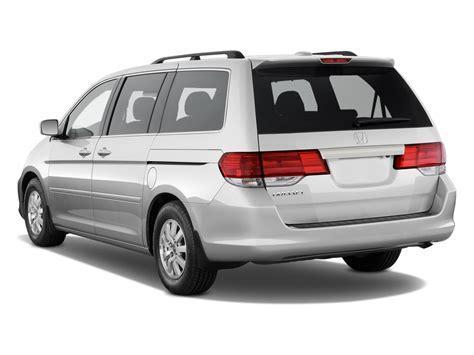 2009 Honda Odyssey Reviews And Rating
