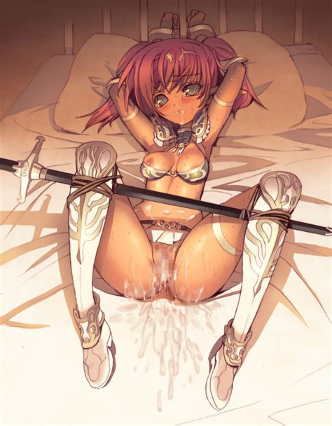 Rule 34 After Sex Armband Armpits Bed Blade Artist
