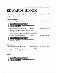 ats friendly resume templates format 27 samples With ats friendly resume format