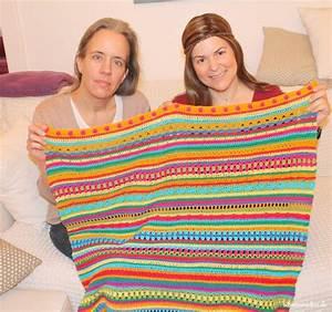 Tagesdecke Häkeln Anleitung : crochet along regenbogen babydecke teil 10 ~ Frokenaadalensverden.com Haus und Dekorationen