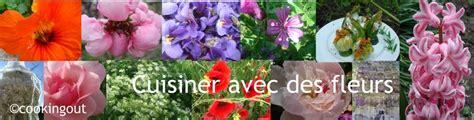 cuisiner avec des fleurs jeu cuisiner avec des fleurs un an pour faire