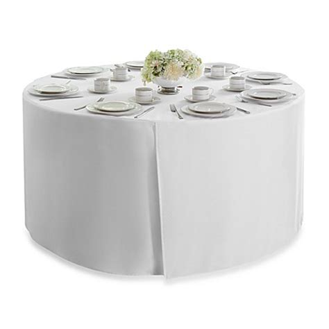 round 60 inch folding table tablecloth bed bath beyond