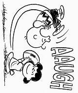 Peanuts Movie Coloring Pages Peanut Getdrawings Printable Getcolorings sketch template