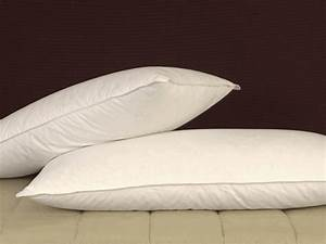 Pillows 100 pure duck feather pillow sleep with for Down pillow with feather core