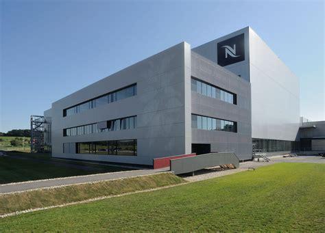 Concept Consult Architectes » Nespresso production and distribution centre