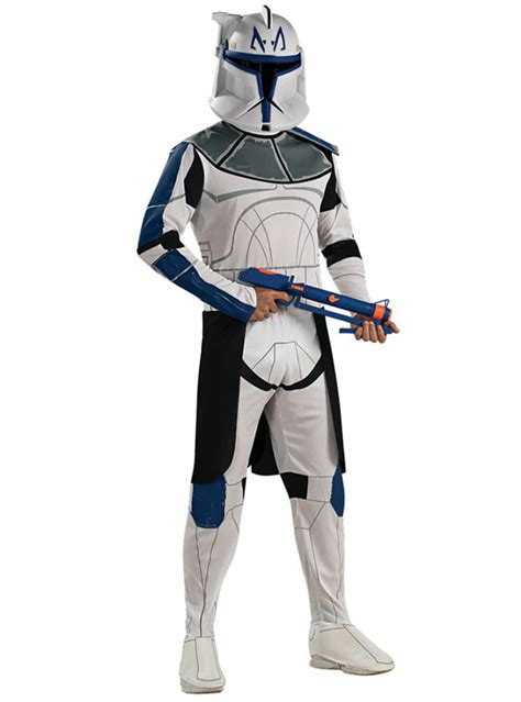 captain rex clone trooper costume   adult express