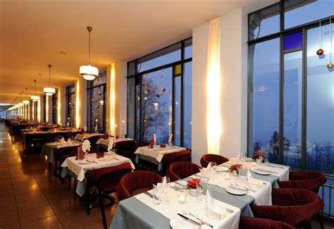 Top 7 Most Luxurious Restaurants In Basel Interior