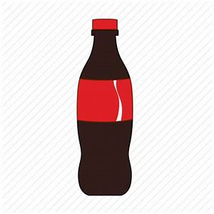 Beverage, bottle, coke, cola, diet coke, soda, soft icon ...