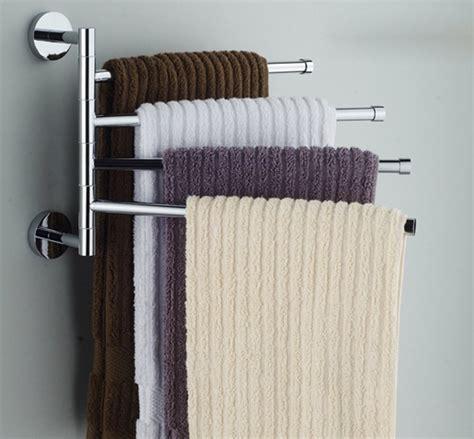 towel holder towel bars wall mounted single and swing
