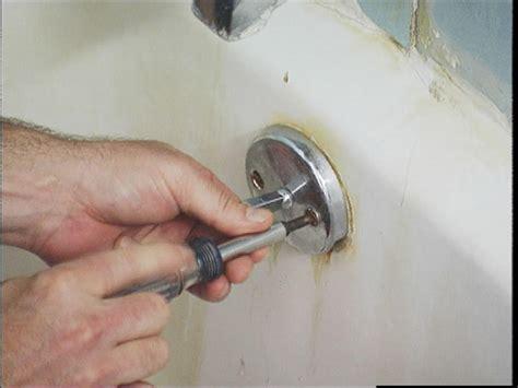 unclog  bathtub   trip lever  tos diy