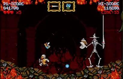 Cursed Castilla Arcade Ex Classic Don