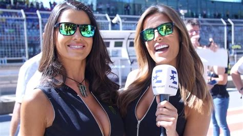 video motogp les monster girls du glamour dans le