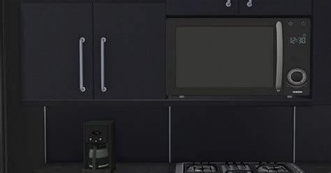 wall mounted microwave  maximss sims  cc finds pinterest wall mount sims  sims mods