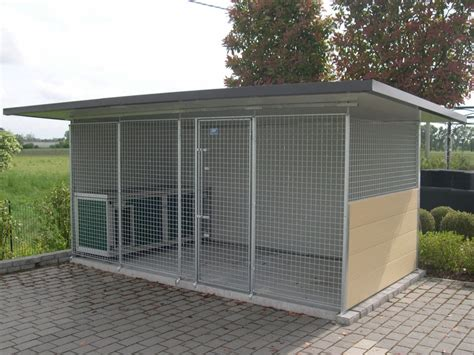 box cani per auto box per cani singolo con parete coibentata e pvc retex