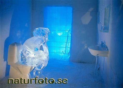 Bathroom Art Pictures by Ishotellet Icehotel Naturfoto