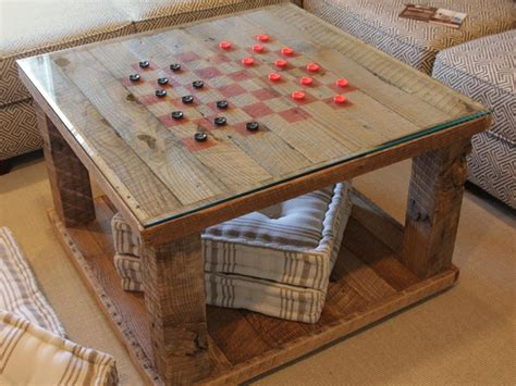 how to build a rustic table how to build a rustic checkerboard table how tos diy