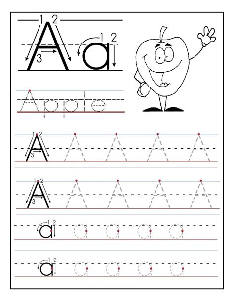 tracing  letter    writing learning dear