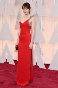 Oscars The Best Dressed Celebrities Red
