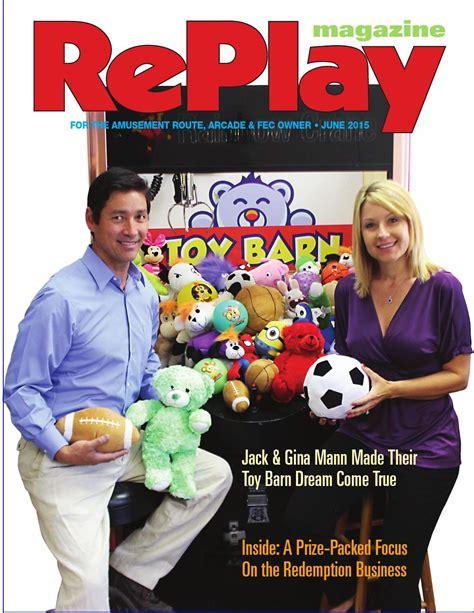 RePlay Magazine June 2015 by RePlay Magazine - Issuu