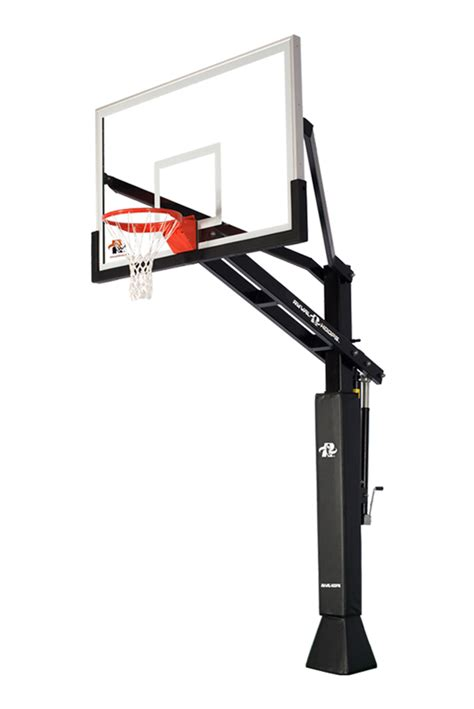 ryval    ground basketball goal  shipping