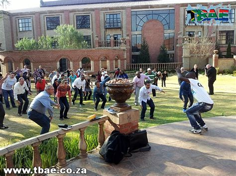 Boat Building Exercise by Gum Boot Dancing Team Building Exercise