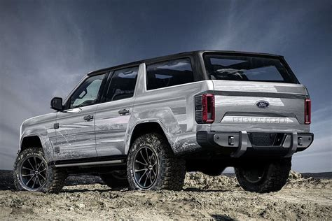 Ford Bronco 2020 by This New 2020 Ford Bronco 4 Door Concept Needs To Become A