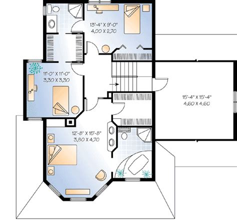 house plans with guest house compact guest house plan 2101dr 2nd floor master suite