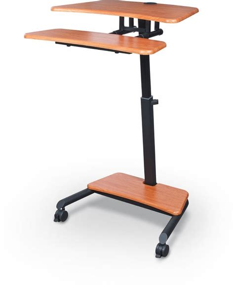 height adjustable sit stand desk up rite workstation height adjustable sit stand desk