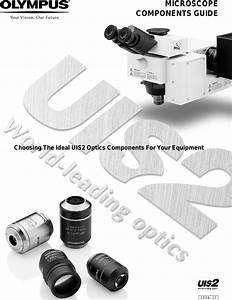 Olympus The Ideal Uis2 Optics Users Manual Compo E 06