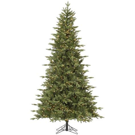 artificial balsam fir christmas tree vck4518
