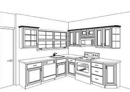 kitchen layouts and design best 25 small l shaped kitchens ideas on l 5314