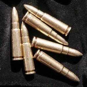 Ak 47 ammunition caliber