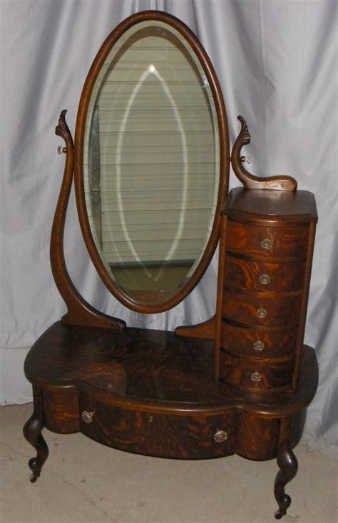bargain johns antiques rare antique oak cheval lingerie