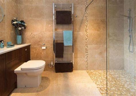 Badezimmer Fliesen Braun Beige by 40 Beige And Brown Bathroom Tiles Ideas And Pictures